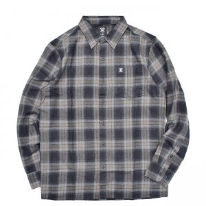 <img class='new_mark_img1' src='//img.shop-pro.jp/img/new/icons5.gif' style='border:none;display:inline;margin:0px;padding:0px;width:auto;' />HARDLUCK CRAGAR L/S FLANNEL SHIRT (ハードラック 長袖ネルシャツ)