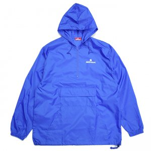 <img class='new_mark_img1' src='//img.shop-pro.jp/img/new/icons5.gif' style='border:none;display:inline;margin:0px;padding:0px;width:auto;' />HELLRAZOR TRADEMARK LOGO PULLOVER JACKET / ROYAL BLUE (ヘルレイザー ナイロンアノラックジャケット)