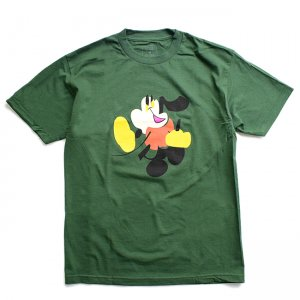 <img class='new_mark_img1' src='//img.shop-pro.jp/img/new/icons5.gif' style='border:none;display:inline;margin:0px;padding:0px;width:auto;' />QUASI WALTER TEE / FOREST (クアジ Tシャツ/半袖)