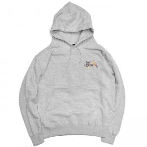 <img class='new_mark_img1' src='//img.shop-pro.jp/img/new/icons5.gif' style='border:none;display:inline;margin:0px;padding:0px;width:auto;' />DAY LIQUOR STORE TURKEY HOODIE / HEATHER GREY (デイリカーストアー パーカー/スウェット)