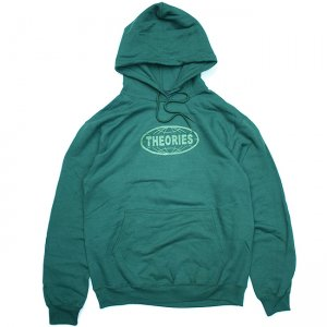 <img class='new_mark_img1' src='//img.shop-pro.jp/img/new/icons5.gif' style='border:none;display:inline;margin:0px;padding:0px;width:auto;' />THEORIES FINAL FRONTIER HOODIE / FOREST GREEN(セオリーズ フーディー/パーカー)