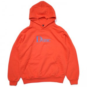 <img class='new_mark_img1' src='//img.shop-pro.jp/img/new/icons5.gif' style='border:none;display:inline;margin:0px;padding:0px;width:auto;' />DIME CLASSIC LOGO HOODIE / ORANGE (ダイム パーカー / スウェット)