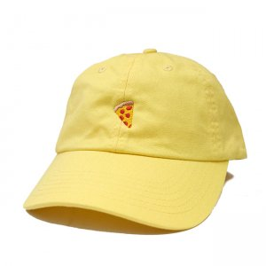 <img class='new_mark_img1' src='//img.shop-pro.jp/img/new/icons5.gif' style='border:none;display:inline;margin:0px;padding:0px;width:auto;' />PIZZA SKATEBOARDS EMOJI DELIVERY POLO CAP / BUTTER (ピザスケートボード ポロキャップ)