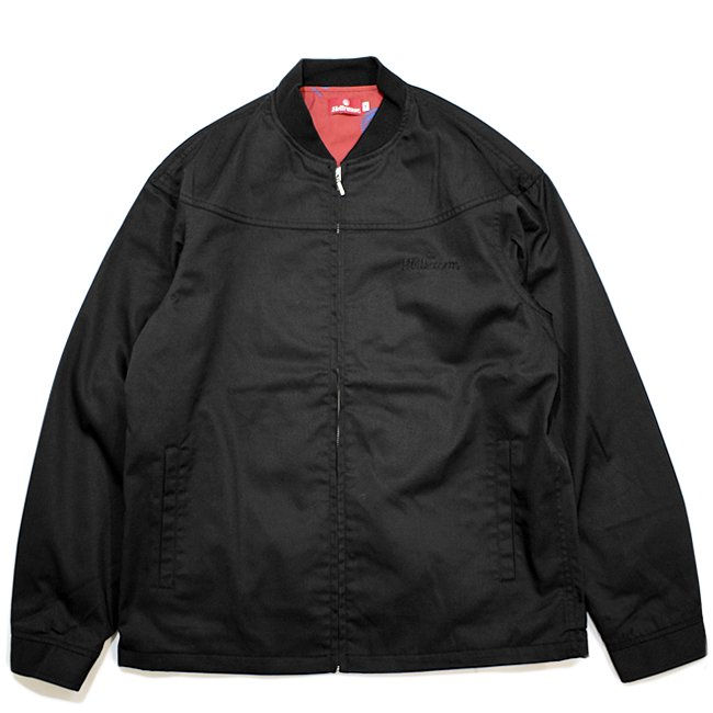 <img class='new_mark_img1' src='//img.shop-pro.jp/img/new/icons5.gif' style='border:none;display:inline;margin:0px;padding:0px;width:auto;' />HELLRAZOR CORE DERBY JACKET / BLACK (ヘルレイザー ダービージャケット)