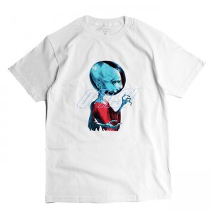 <img class='new_mark_img1' src='//img.shop-pro.jp/img/new/icons5.gif' style='border:none;display:inline;margin:0px;padding:0px;width:auto;' />QUASI SEER TEE / WHITE (クアジ Tシャツ/半袖)