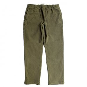 <img class='new_mark_img1' src='//img.shop-pro.jp/img/new/icons5.gif' style='border:none;display:inline;margin:0px;padding:0px;width:auto;' />QUASI CM Trouser Pant / DARK OLIVE (クアジ パンツ)