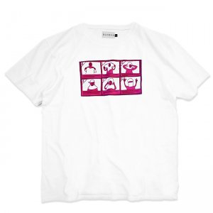 <img class='new_mark_img1' src='https://img.shop-pro.jp/img/new/icons5.gif' style='border:none;display:inline;margin:0px;padding:0px;width:auto;' />BLOBYS DURAG TEE / WHITE (ブロビーズ Tシャツ/半袖)