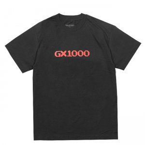 <img class='new_mark_img1' src='//img.shop-pro.jp/img/new/icons5.gif' style='border:none;display:inline;margin:0px;padding:0px;width:auto;' />GX1000 OG LOGO TEE / BLACK (ジーエックスセン Tシャツ / 半袖)