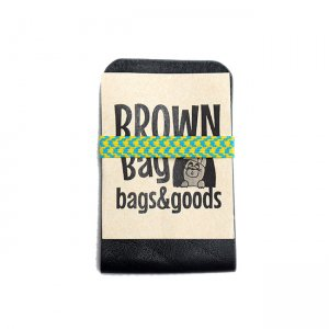 <img class='new_mark_img1' src='https://img.shop-pro.jp/img/new/icons55.gif' style='border:none;display:inline;margin:0px;padding:0px;width:auto;' />BROWNBAG Leather card case / BLACK (ブラウンバッグ レザーカードケース)