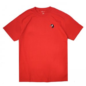 <img class='new_mark_img1' src='https://img.shop-pro.jp/img/new/icons5.gif' style='border:none;display:inline;margin:0px;padding:0px;width:auto;' />GRAND COLLECTION GOOSE TEE / RED (グランドコレクション Tシャツ / 半袖)