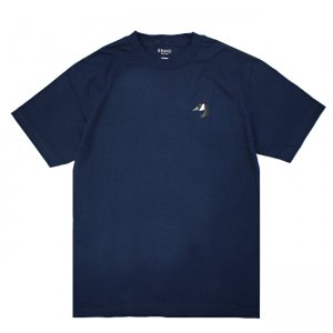 <img class='new_mark_img1' src='https://img.shop-pro.jp/img/new/icons5.gif' style='border:none;display:inline;margin:0px;padding:0px;width:auto;' />GRAND COLLECTION GOOSE TEE / NAVY (グランドコレクション Tシャツ / 半袖)