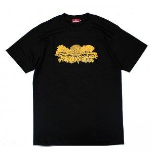 <img class='new_mark_img1' src='https://img.shop-pro.jp/img/new/icons5.gif' style='border:none;display:inline;margin:0px;padding:0px;width:auto;' />HELLRAZOR Last Floor Shirt / BLACK (ヘルレイザー Tシャツ)