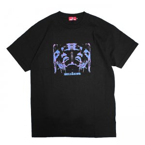 <img class='new_mark_img1' src='//img.shop-pro.jp/img/new/icons5.gif' style='border:none;display:inline;margin:0px;padding:0px;width:auto;' />HELLRAZOR Flea Shirt / BLACK (ヘルレイザー Tシャツ)