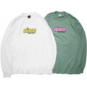 <img class='new_mark_img1' src='//img.shop-pro.jp/img/new/icons5.gif' style='border:none;display:inline;margin:0px;padding:0px;width:auto;' />DIME DANCE PARTY L/S T-SHIRT / (ダイム 長袖 Tシャツ / ロングスリーブ)