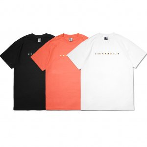 <img class='new_mark_img1' src='https://img.shop-pro.jp/img/new/icons5.gif' style='border:none;display:inline;margin:0px;padding:0px;width:auto;' />SAYHELLO ALIEN LOGO TEE / (セイハロー Tシャツ)
