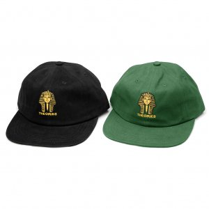 <img class='new_mark_img1' src='//img.shop-pro.jp/img/new/icons54.gif' style='border:none;display:inline;margin:0px;padding:0px;width:auto;' />THEORIES PHARAOR SNAPBACK CAP (セオリーズ  スナップバックキャップ/5パネルキャップ)