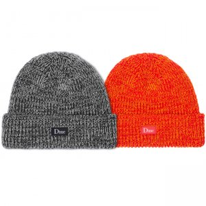 <img class='new_mark_img1' src='//img.shop-pro.jp/img/new/icons5.gif' style='border:none;display:inline;margin:0px;padding:0px;width:auto;' />DIME MARLED BEANIE (ダイム ニットキャップ/ビーニー)