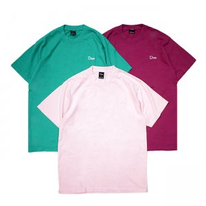 <img class='new_mark_img1' src='//img.shop-pro.jp/img/new/icons5.gif' style='border:none;display:inline;margin:0px;padding:0px;width:auto;' />DIME CLASSIC LOGO EMBROIDERED T-SHIRT / (ダイム Tシャツ / 半袖)