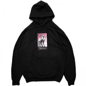 <img class='new_mark_img1' src='//img.shop-pro.jp/img/new/icons5.gif' style='border:none;display:inline;margin:0px;padding:0px;width:auto;' />THEORIES SAHARA PULLOVER HOODIE / BLACK(セオリーズ フーディー/パーカー)