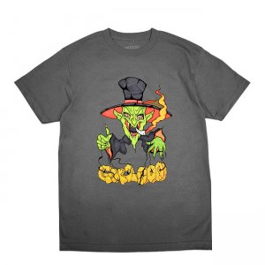 <img class='new_mark_img1' src='https://img.shop-pro.jp/img/new/icons5.gif' style='border:none;display:inline;margin:0px;padding:0px;width:auto;' />GX1000 PUPPET MASTER TEE / CHARCOAL (ジーエックスセン Tシャツ / 半袖)