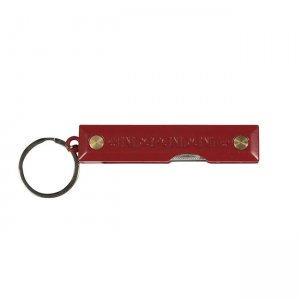 <img class='new_mark_img1' src='//img.shop-pro.jp/img/new/icons5.gif' style='border:none;display:inline;margin:0px;padding:0px;width:auto;' />INDEPENDENT INDEPENDENT RED CURB KEYCHAIN (インデペンデント トラック グッズ)