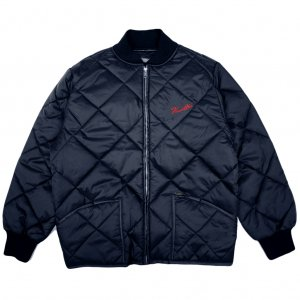 <img class='new_mark_img1' src='//img.shop-pro.jp/img/new/icons5.gif' style='border:none;display:inline;margin:0px;padding:0px;width:auto;' />HORRIBLE'S SIGNATURE QUILTED JACKET / NAVY (ホリブルズ キルティングジャケット)