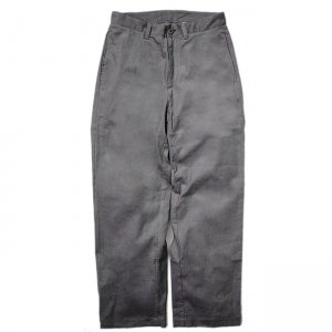 <img class='new_mark_img1' src='https://img.shop-pro.jp/img/new/icons5.gif' style='border:none;display:inline;margin:0px;padding:0px;width:auto;' />SAYHELLO WORK CORDUROY PANTS WIDE-FIT / CHARCOAL (セイハロー ワークコーデュロイパンツ)