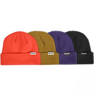 <img class='new_mark_img1' src='//img.shop-pro.jp/img/new/icons5.gif' style='border:none;display:inline;margin:0px;padding:0px;width:auto;' />SAYHELLO CASH LOGO KNIT CAP (セイハロー ニットキャップ/ビーニー)