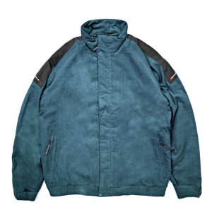 <img class='new_mark_img1' src='https://img.shop-pro.jp/img/new/icons5.gif' style='border:none;display:inline;margin:0px;padding:0px;width:auto;' />SAYHELLO CORDUROY CITY WORK JACKET / DARK GREEN (セイハロー コーデュロイジャケット/中綿ジャケット)