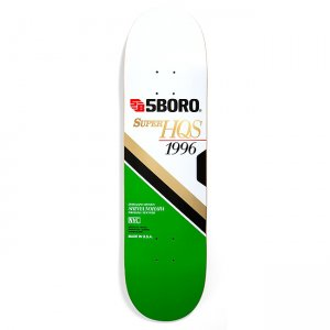 <img class='new_mark_img1' src='https://img.shop-pro.jp/img/new/icons55.gif' style='border:none;display:inline;margin:0px;padding:0px;width:auto;' />5BORO VHS SHINYA NOHARA DECK / 8.125 X 32