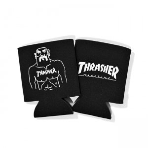 <img class='new_mark_img1' src='//img.shop-pro.jp/img/new/icons54.gif' style='border:none;display:inline;margin:0px;padding:0px;width:auto;' />THRASHER Koozie by Gonz (スラッシャー クージー/アクセサリー)