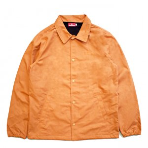 <img class='new_mark_img1' src='https://img.shop-pro.jp/img/new/icons5.gif' style='border:none;display:inline;margin:0px;padding:0px;width:auto;' />HELLRAZOR TRADEMARK RIPSTOP COACH JACKET / ORANGE (ヘルレイザー コーチジャケット)