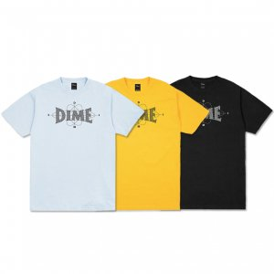 DIME Zone T-SHIRT / (ダイム Tシャツ / 半袖)