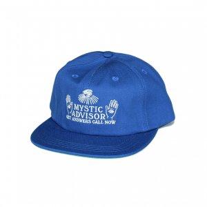 THEORIES MYSTIC ADVISOR 6 PANEL CAP / COOL BLUE(セオリーズ 6パネルキャップ)