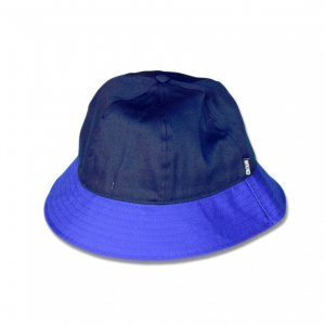 <img class='new_mark_img1' src='//img.shop-pro.jp/img/new/icons5.gif' style='border:none;display:inline;margin:0px;padding:0px;width:auto;' />WKND BLUE BUCKET HAT(ウィークエンド バケットハット)