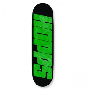 <img class='new_mark_img1' src='https://img.shop-pro.jp/img/new/icons5.gif' style='border:none;display:inline;margin:0px;padding:0px;width:auto;' />HOPPS Skateboards Big Hopps Knock Out on Black Deck / 8.125