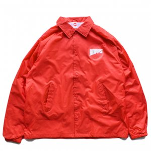 <img class='new_mark_img1' src='//img.shop-pro.jp/img/new/icons5.gif' style='border:none;display:inline;margin:0px;padding:0px;width:auto;' />HOPPS SUN LOGO COACH JACKET / RED (ホップス コーチジャケット)