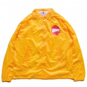 <img class='new_mark_img1' src='https://img.shop-pro.jp/img/new/icons5.gif' style='border:none;display:inline;margin:0px;padding:0px;width:auto;' />HOPPS SUN LOGO COACH JACKET / YELLOW (ホップス コーチジャケット)