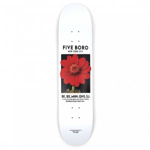 <img class='new_mark_img1' src='https://img.shop-pro.jp/img/new/icons5.gif' style='border:none;display:inline;margin:0px;padding:0px;width:auto;' />5BORO FLOWER SEED DECK  / 8.25 X 32