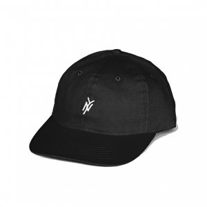 <img class='new_mark_img1' src='//img.shop-pro.jp/img/new/icons5.gif' style='border:none;display:inline;margin:0px;padding:0px;width:auto;' />5BORO NY MONOGRAM LOGO CAP / BLACK (ファイブボロ/キャップ)