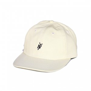 <img class='new_mark_img1' src='https://img.shop-pro.jp/img/new/icons5.gif' style='border:none;display:inline;margin:0px;padding:0px;width:auto;' />5BORO NY MONOGRAM LOGO CAP / NATURAL (ファイブボロ/キャップ)