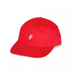<img class='new_mark_img1' src='https://img.shop-pro.jp/img/new/icons5.gif' style='border:none;display:inline;margin:0px;padding:0px;width:auto;' />5BORO NY MONOGRAM LOGO CAP / RED (ファイブボロ/キャップ)