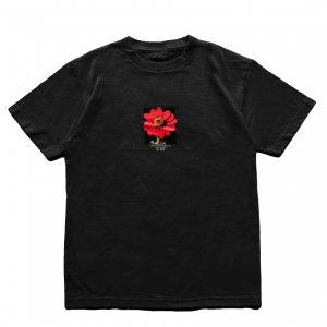 <img class='new_mark_img1' src='https://img.shop-pro.jp/img/new/icons5.gif' style='border:none;display:inline;margin:0px;padding:0px;width:auto;' />5BORO FLOWER SEED 2020 TEE / BLACK (ファイブボロ/Tシャツ)