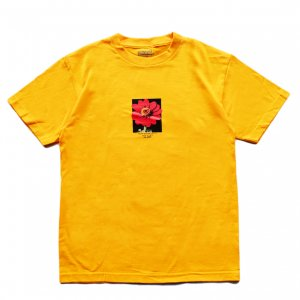 <img class='new_mark_img1' src='https://img.shop-pro.jp/img/new/icons5.gif' style='border:none;display:inline;margin:0px;padding:0px;width:auto;' />5BORO FLOWER SEED 2020 TEE / GOLD (ファイブボロ/Tシャツ)