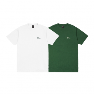 <img class='new_mark_img1' src='//img.shop-pro.jp/img/new/icons5.gif' style='border:none;display:inline;margin:0px;padding:0px;width:auto;' />DIME Classic Logo Embroidered T-SHIRT (ダイム Tシャツ / 半袖)