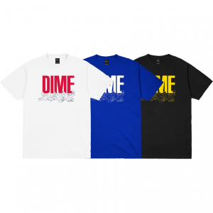 DIME Support T-SHIRT (ダイム Tシャツ / 半袖)