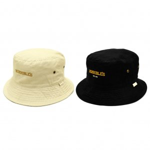 <img class='new_mark_img1' src='https://img.shop-pro.jp/img/new/icons5.gif' style='border:none;display:inline;margin:0px;padding:0px;width:auto;' />HORRIBLE'S LOGO BUCKET HAT / (ホリブルズ ハット/バケットハット)