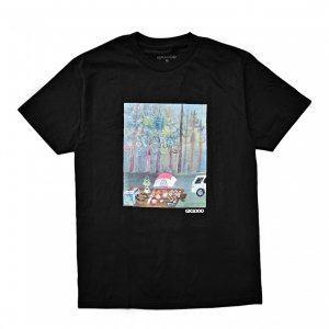 <img class='new_mark_img1' src='https://img.shop-pro.jp/img/new/icons5.gif' style='border:none;display:inline;margin:0px;padding:0px;width:auto;' />GX1000 CAMPING TEE / BLACK (ジーエックスセン Tシャツ / 半袖)