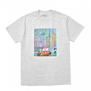 <img class='new_mark_img1' src='https://img.shop-pro.jp/img/new/icons5.gif' style='border:none;display:inline;margin:0px;padding:0px;width:auto;' />GX1000 CAMPING TEE / ASH (ジーエックスセン Tシャツ / 半袖)