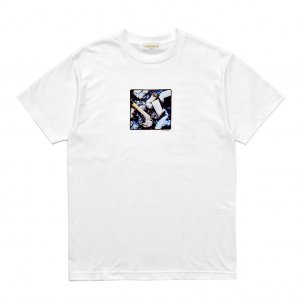 <img class='new_mark_img1' src='https://img.shop-pro.jp/img/new/icons5.gif' style='border:none;display:inline;margin:0px;padding:0px;width:auto;' />HORRIBLE'S A DAY T-SHIRT / WHITE (ホリブルズ Tシャツ)